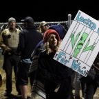 Area 51 raid morphs into pre-dawn celebration outside secretive U.S. base