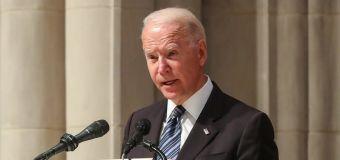 In GOP senator's eulogy, Biden drops a subtle hint