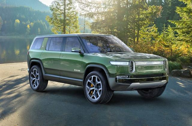 Rivian turned down GM investment so it could build EVs for others