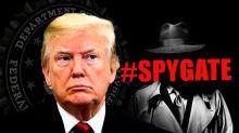 Spy, Spying, #SPYGATE: Trump spies opportunity to 'brand' FBI informant