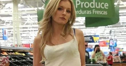 Walmart Cameras Captured These Photos