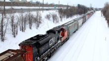 CN Rail CEO says crude by rail may help earnings in early 2020