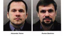 Empoisonnement de Sergueï Skripal : 2 agents russes accusés par les Britanniques