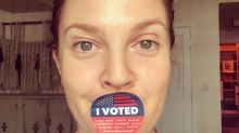 Lena Dunham, Rihanna, Drew Barrymore - Here are the best A-list reactions to the Midterms