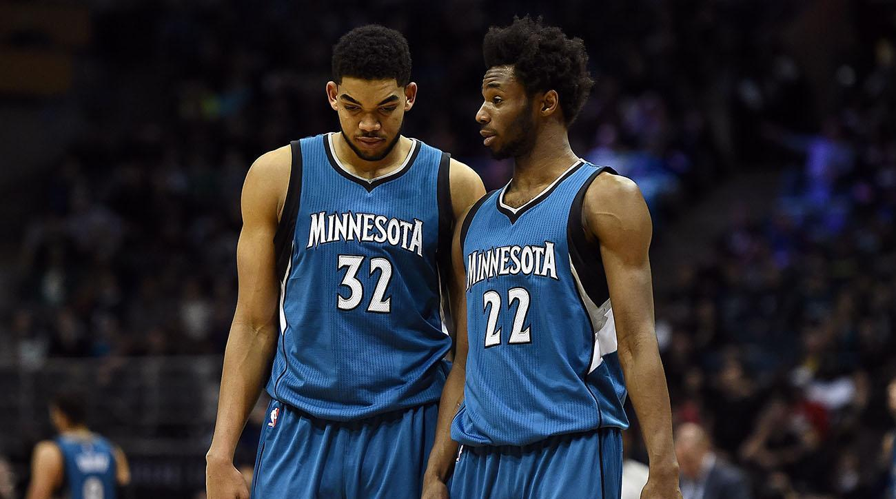 ab97670f2 NBA Off-Season Preview  Wolves  Summer Could Determine Championship Window