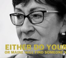 Ad targets Susan Collins: 'You're a senator. Act like it.'