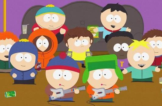 Southpark seasons 1-9 added to Netflix streaming lineup