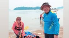 Missing Singaporean kayakers: Malaysian officials say body found off Terengganu coast, identity unconfirmed