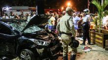 Imagens mostram como ficou Copacabana depois do acidente
