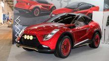 ¿Es este el concept car más feo del salón de Frankfurt 2019?