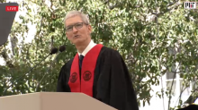 Tim Cook challenges MIT grads: 'How will you serve humanity?'