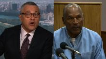 'Disgraceful and appalling': Toobin tears into O.J. Simpson's parole testimony