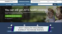 Health insurers propose rate hikes