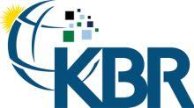 KBR Dividend Declaration