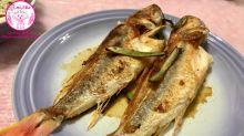 【食譜】煎紅衫魚(甜豉油汁)