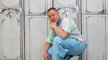 Eddie Huang Models Underwear to Get You Talking About Male Body Image
