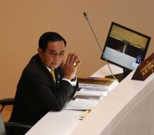 Thai Parliament meets to debate political protest tensions