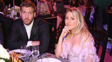 Calvin Harris Hangs With Ex Ellie Goulding as Taylor Swift Split News Breaks -- See the Pics!