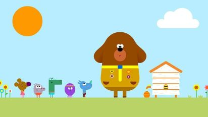 Move over Peppa Pig! Hey Duggee is the show that's capturing young (and old) hearts