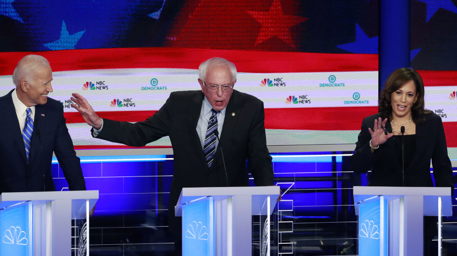 Matchups are set for 2nd Democratic debate