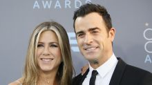 Jennifer Aniston and Justin Theroux reunite as their dog Dolly dies: 'She was surrounded by her entire family'