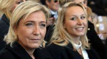 """Marine Le Pen n'a pas de """"jalousie"""" à l'égard de sa nièce, très critique à son égard"""