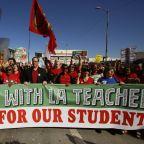 LA teachers' strike all but certain as talks stall