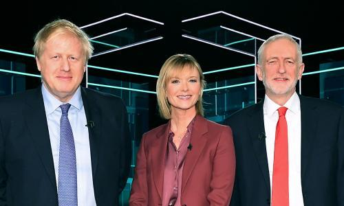 'I wouldn't buy a used car from either': readers on the ITV election debate
