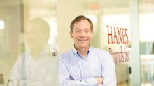 HanesBrands Leader Gerald Evans Recognized as 2020 Most Admired CEO