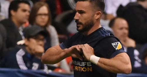 Foot - MLS - MLS : Romain Alessandrini marque encore avec LA Galaxy et cette fois il gagne !