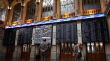 La Bolsa española logra la mayor subida en dos semanas al ganar un 4% y Wall Street se dispara casi un 8%