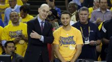 Adam Silver reminds us Stephen Curry opposed televising the All-Star draft