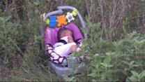 Missing Baby Found Crying in Bushes