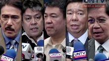 Senators insist separate vote over proposed amendment or revision of the Constitution