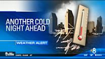 San Diego hit with a cold snap