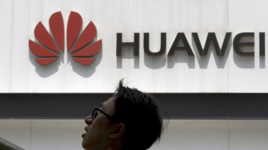 Morning Brief: Huawei expects sales drop to $100 billion