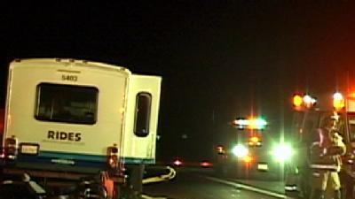 One Dead, Three Injured In Early Morning Accident