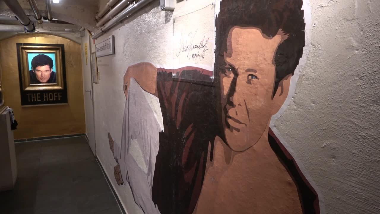There's actually a David Hasselhoff museum in Berlin - Yahoo News UK