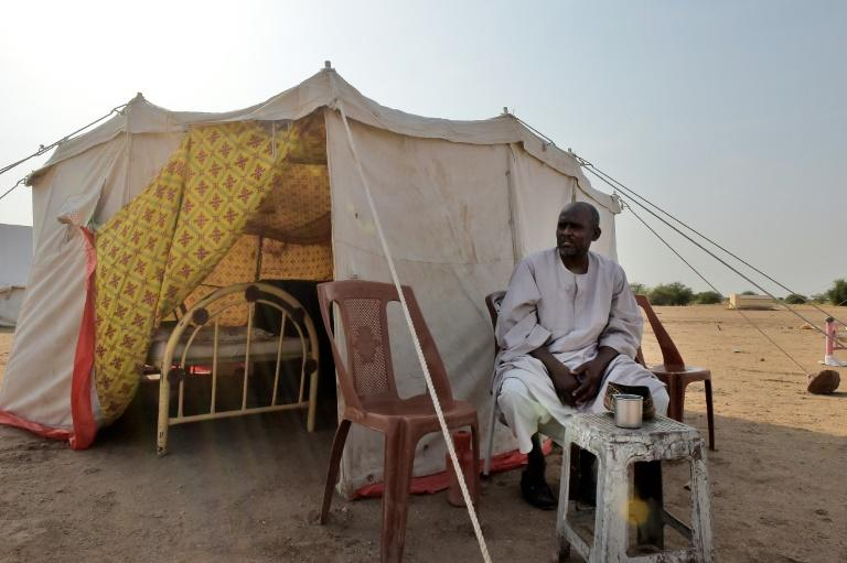 Over 110,000 houses in Sudan have been damaged or destroyed by intense floods forcing people to move