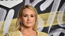 Carrie Underwood discusses heartbreak of having three miscarriages in two years