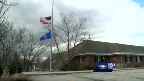 Town of Brookfield police officer dies on duty