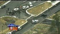 WJZ Special Report: 2 Injured In Shooting at NSA