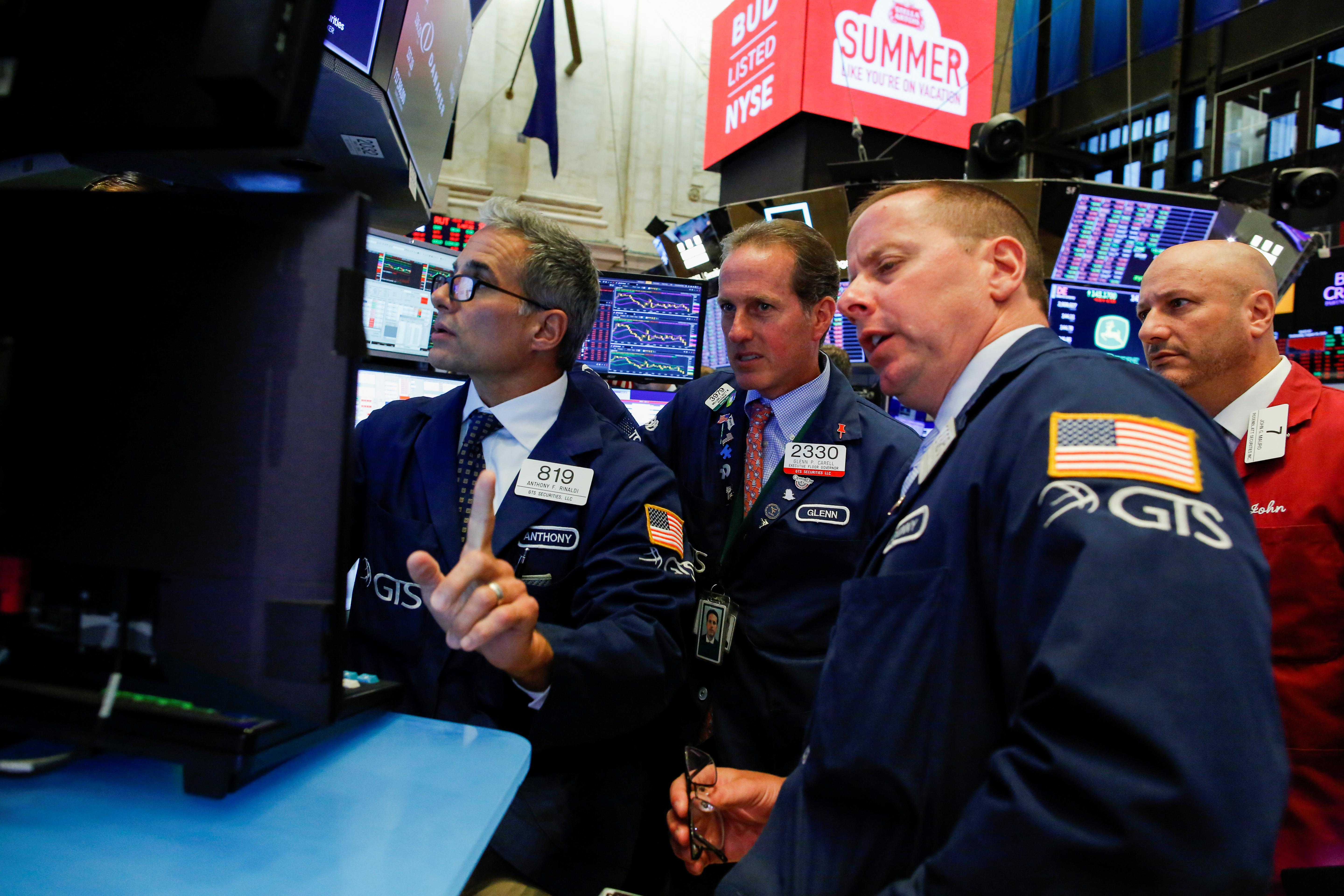 Stock market news: August 16, 2019