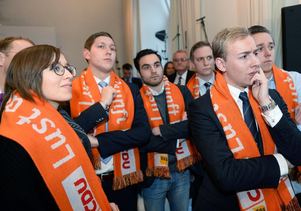 Head of Germanys right-wing populist Alternative for