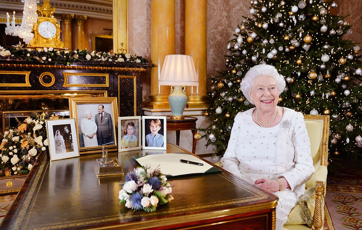 With the recent debut of the royals' Christmas cards  this year, we had to ask: Who's on the mailing list? Does every palace staff member get their very...