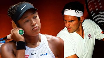Will Osaka, Federer be ready for French Open?