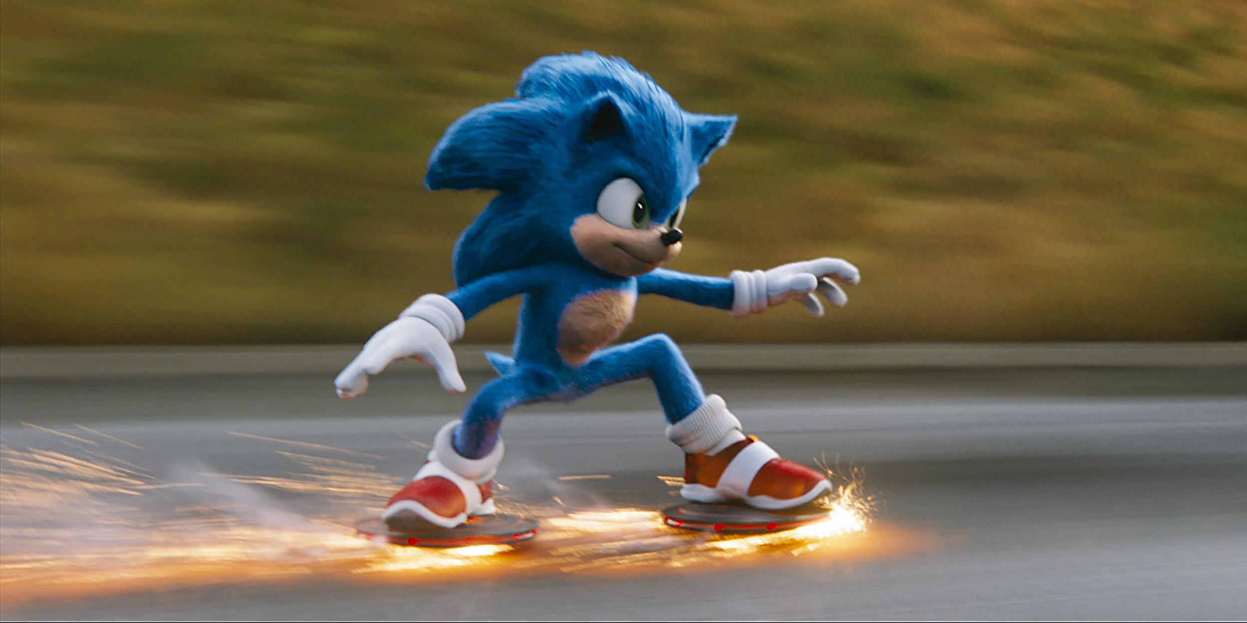 Sonic S Cgi Hedgehog Has Creepy Human Teeth But That S Not The Worst Part