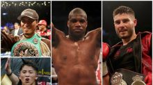 Five massive boxing bouts to look forward to after Tyson Fury's victory over Deontay Wilder