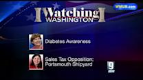 Watching Washington: Senators meet with constituents