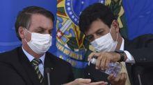 Coronavírus: Crise entre Bolsonaro e Mandetta vai virar filme